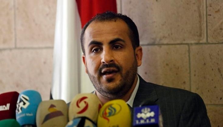 Yemenlilerin Meşru Savunması, Saldırı Tamamen Durdurulana Kadar Devam Edecek