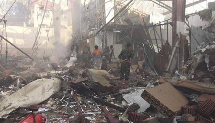 Suudi Arabistan, Yemen Eyaletlerini Bombalamaya Devam ediyor