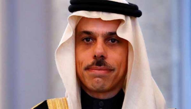 Arabistan Dışişleri Bakanı: İran İle Müzakereye Hazırız