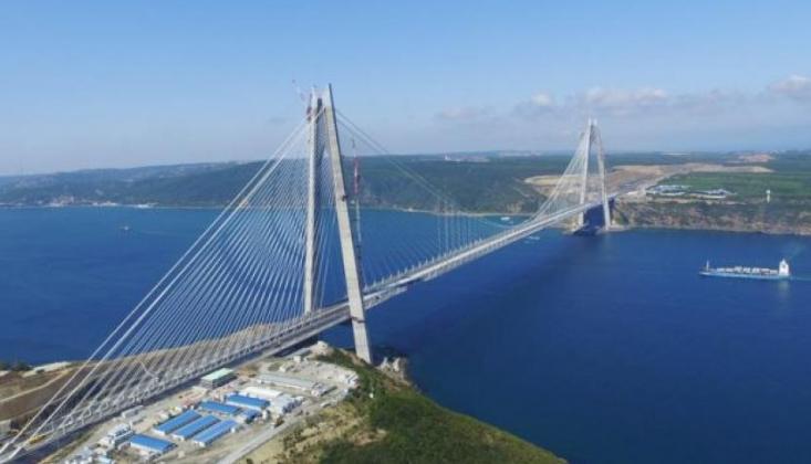 Yavuz Sultan Selim Köprüsü Çin'e Satıldı