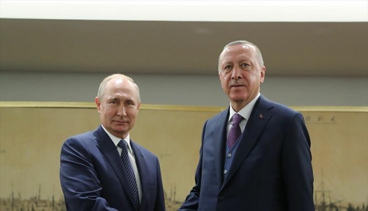 Putin'le Erdoğan Anlaştı