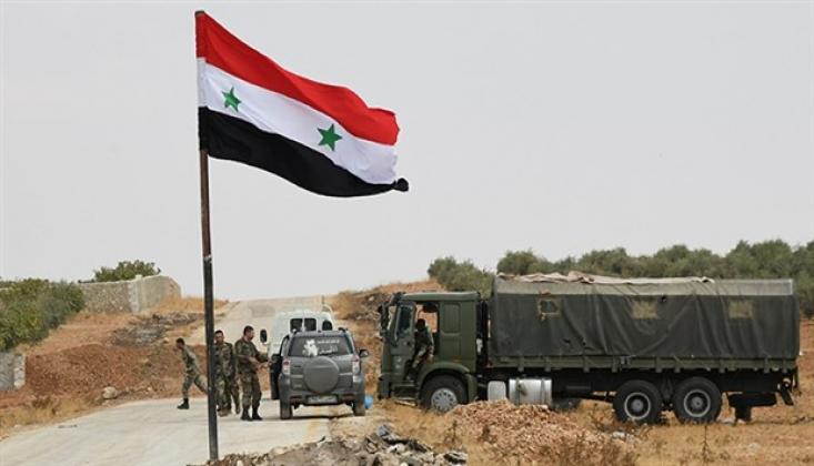 Suriye'den Pompeo'ya Golan Tepkisi