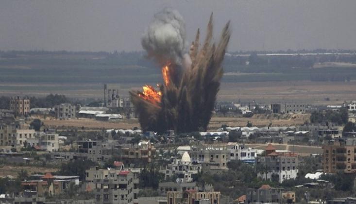 Yemen'e Son 24 Saatte 21 Hava Saldırısı
