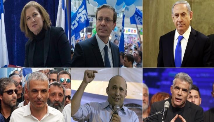 Siyonist Partilerin Gazze ve Hamas Hakkındaki Çarpıcı Görüşleri