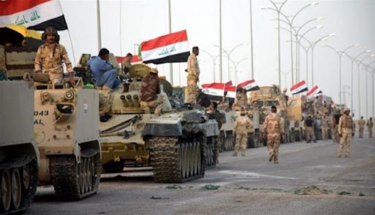 Irak'ın Musul Kentinde Bir Terör Şebekesi Çökertildi