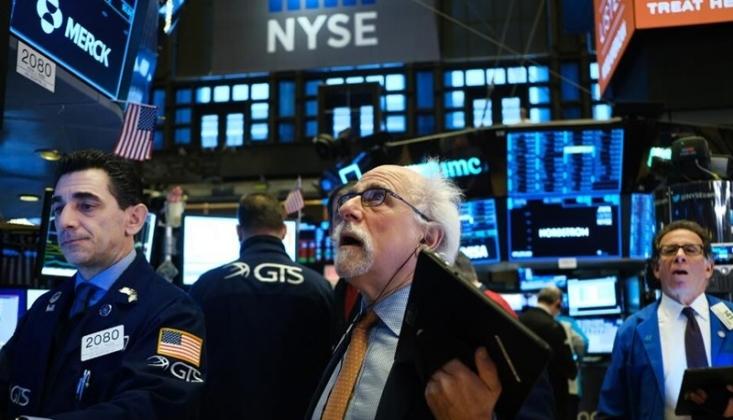 ABD Borsaları Tepetaklak!