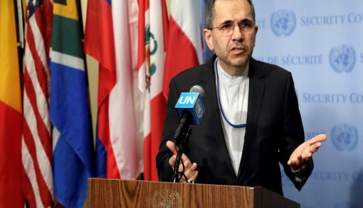 Ravançi: Siyonist İsrail Cinayet İşliyor