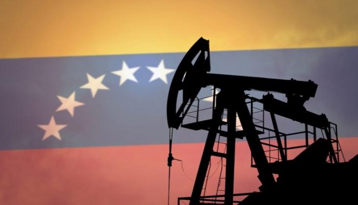 Venezüella İran'dan Yardım İstedi