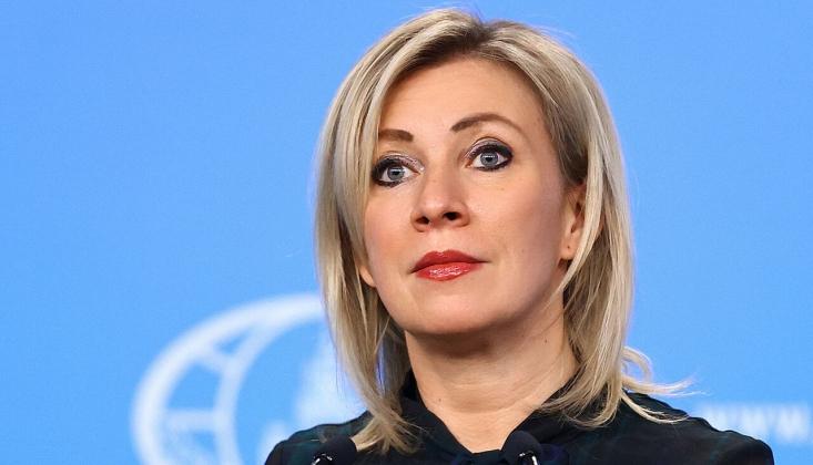 Zaharova: ABD'nin Müdahalesi Kanıtlandı