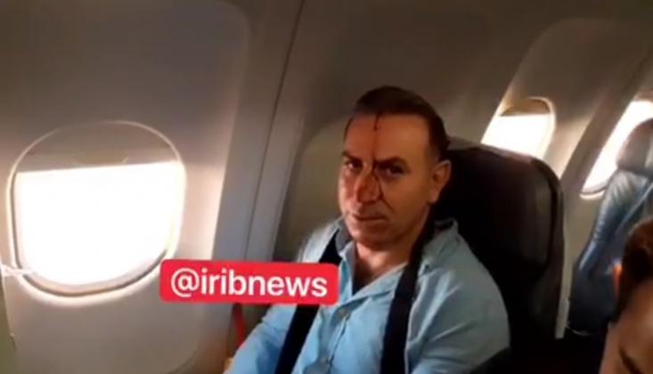 İran: Yolcu Uçağı Olayında 12 Kişi Yaralandı