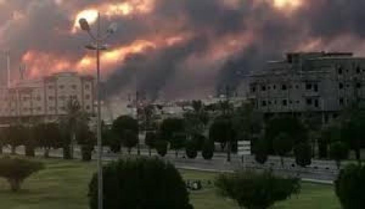 Yemen'in Aramco Tesislerine Operasyon Düzenlemesi-1