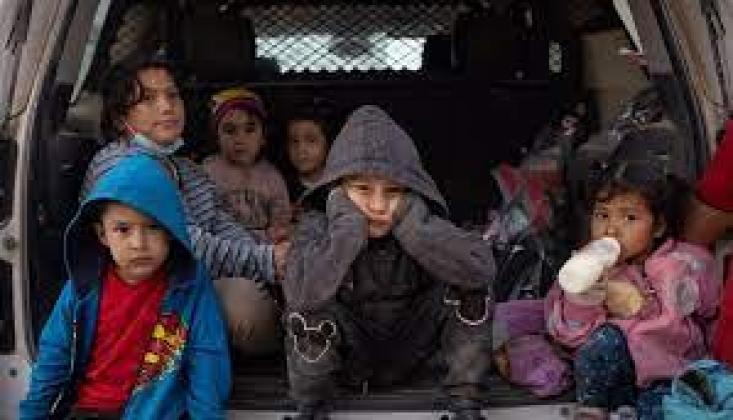 Meksika-ABD Sınırındaki Göçmen Çocuk Sayısında Büyük Artış