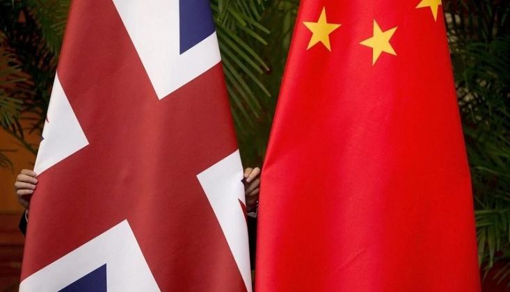 Çin'den İngiltere'ye Yaptırım