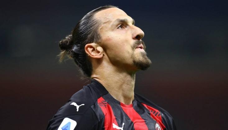 UEFA'dan İbrahimovic'e Ceza