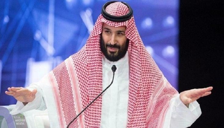 """""""Muhammed bin Selman, Geleceğin Saddam'ıdır"""""""