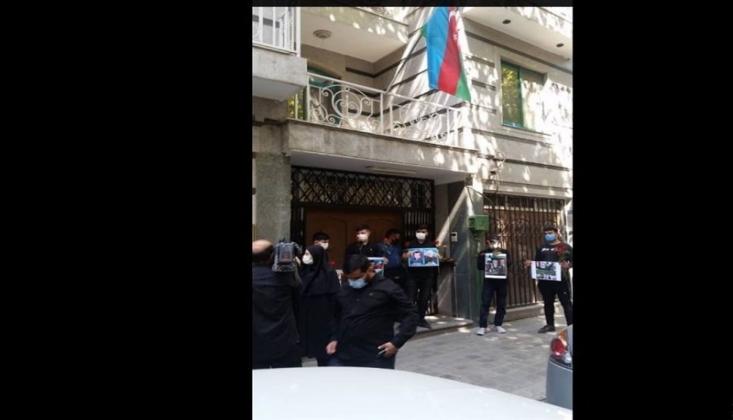 Azerbaycan Şehitleri Tahran'da Anıldı