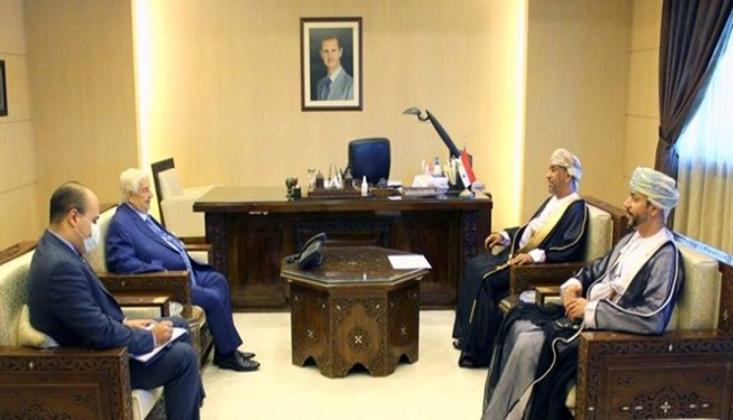 Suriye'de Körfez Arap Ülkelerinden İlk Büyükelçi Resmi Olarak Atandı