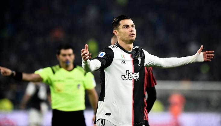Ronaldo'da Son Dakika Gelişmesi!