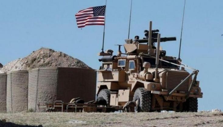 Suriye'de ABD Üssüne 3 Füze Saldırısı
