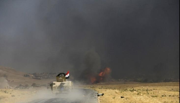 Irak'ta IŞİD'e Ağır Darbe