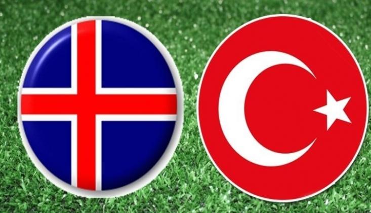 Türkiye - İzlanda Muhtemel 11'ler