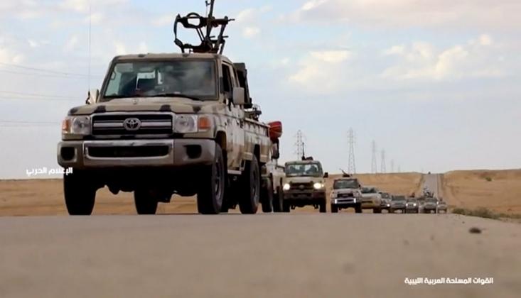 Libya'da Ateşkes İlan Edildi