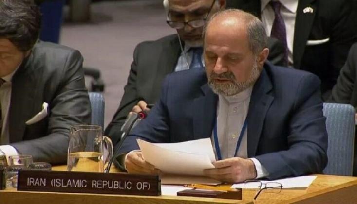 İran'dan BM Üyelerine Tepki