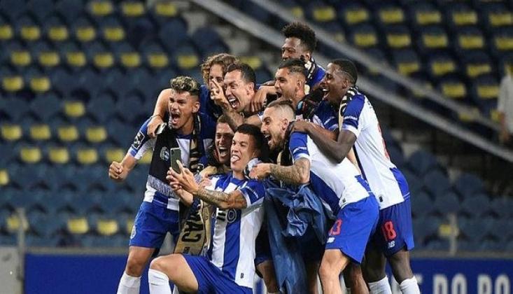 Kupayı Porto Kaldırdı!