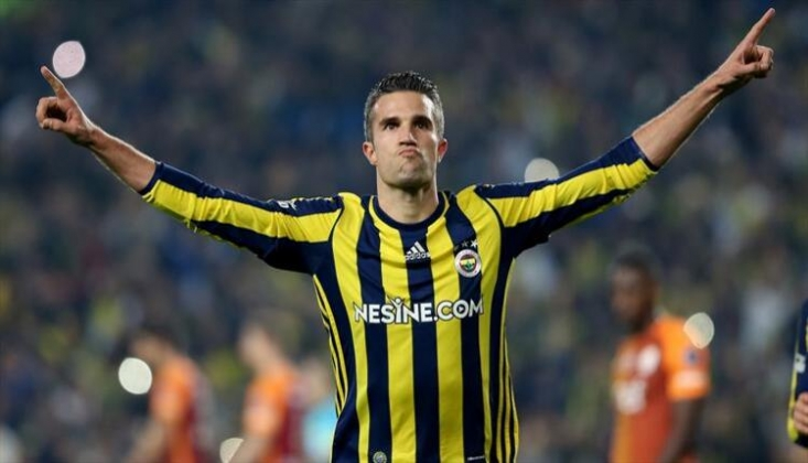 Van Persie'den Yıllar Sonra Fenerbahçe İtirafı!