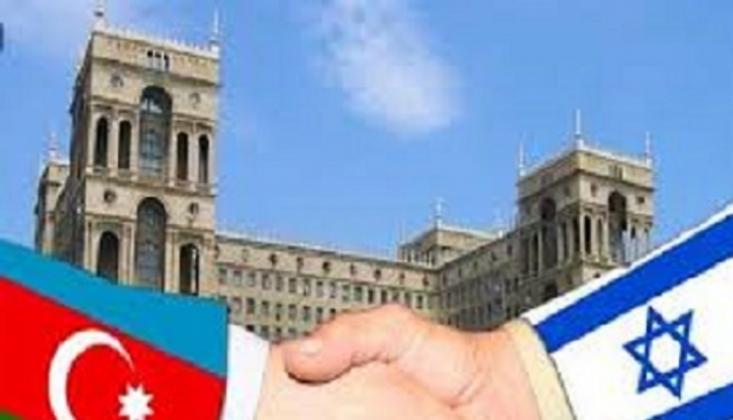 Siyonist Rejim İsrail'in İlham Aliyev Hükümeti İle İşbirliği