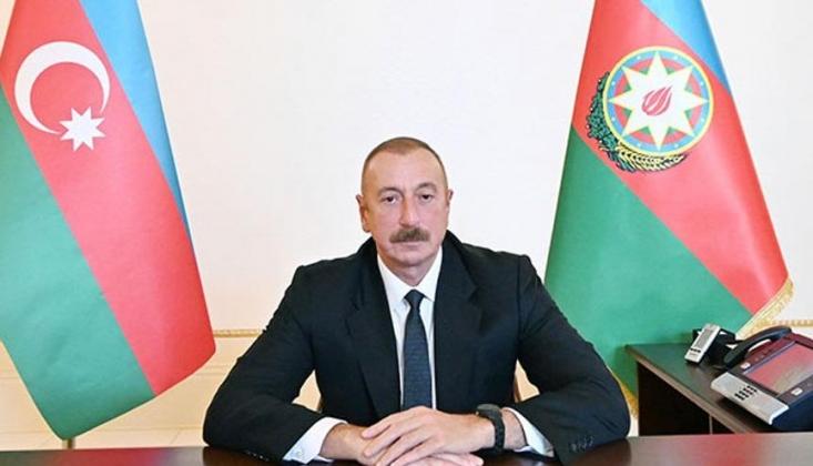 Aliyev: 7 Köy İşgalden Kurtarıldı