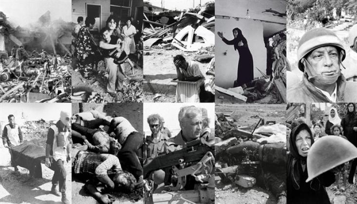 Sabra ve Şatilla Katliamı