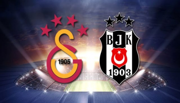 Galatasaray - Beşiktaş Maçı Şifresiz Yayınlanacak!