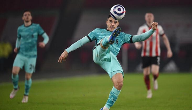 Ozan Kabak 11'de Başladı; Liverpool Kötü Gidişe Dur Dedi