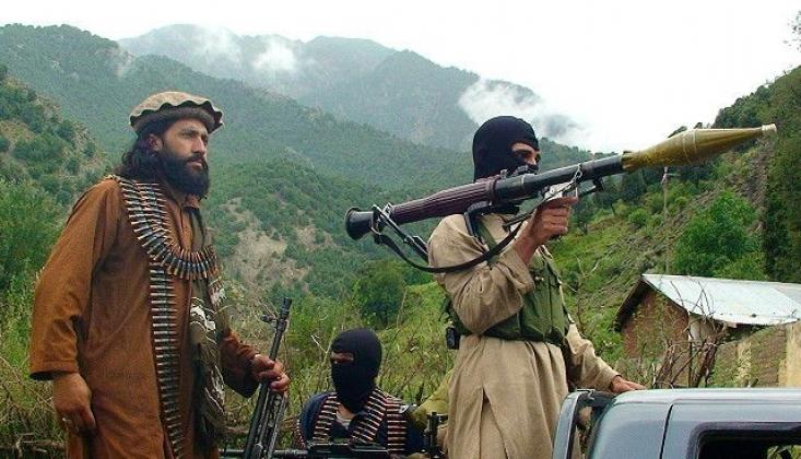 Taliban'ın Ellerindeki Kanı Unutturma Çabası ve IŞİD