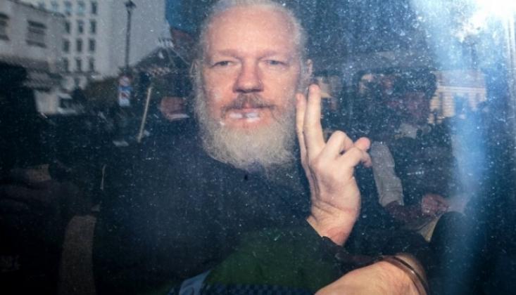 WikiLeaks'in kurucusu Assange, 175 Yıla Kadar Ceza Alabilir