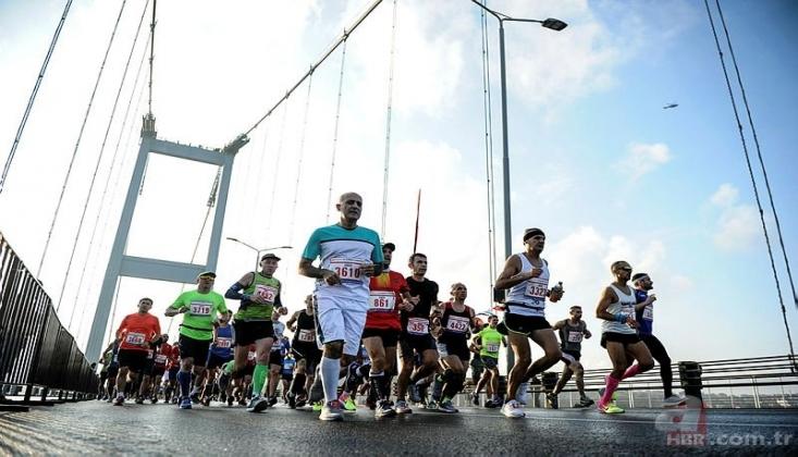 41. İstanbul Maratonu Başladı! Bu Yollar Trafiğe Kapalı