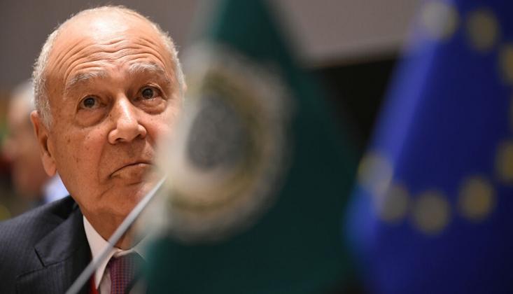 Arap Birliği: Türkiye'nin Eylemleri Kabul Edilemez