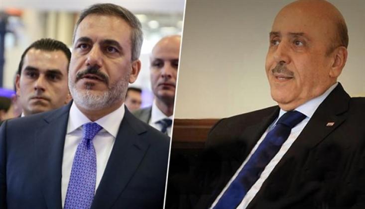 Yıllar Sonra İlk; Hakan Fidan Suriye Ulusal Güvenlik Başkanı İle Görüşecek