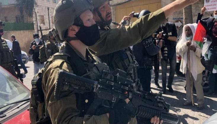 İşgal Rejimi İbrahim Cami'ne Girişleri Kapattı