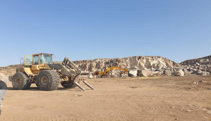 Fay Hattı Üzerine Madencilik Projesi İzni
