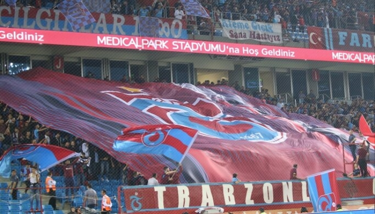 Trabzonspor'da Kombine Satışları Bitti