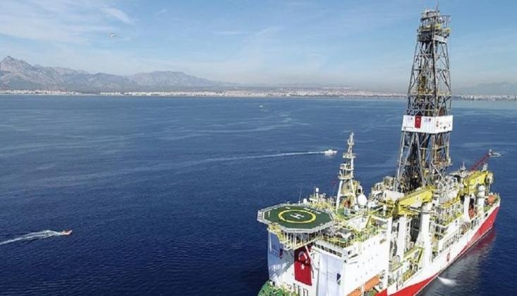Doğu Akdeniz'de Rusya ve Çin Gibi Ülkelerle İş Birliği Görüşülüyor