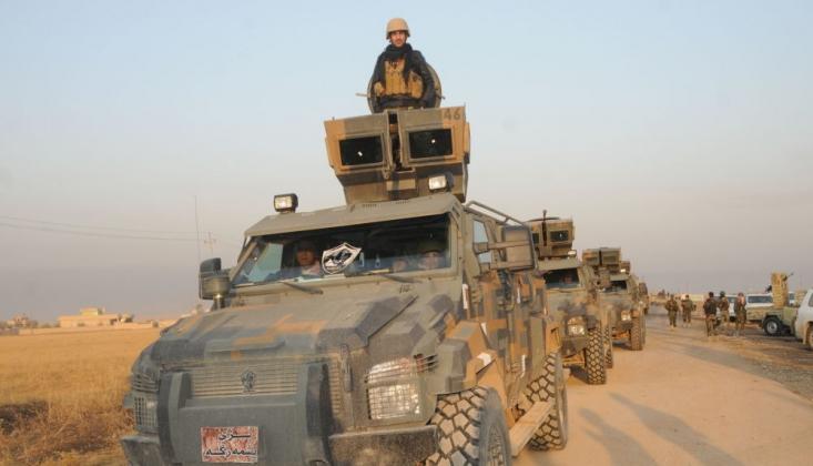 Peşmerge IŞİD'in Gizli Hücrelerine Operasyon Düzenledi