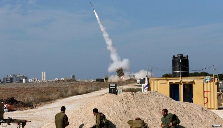 Siyonist İsrail Yardım İçin ABD'ye Koştu
