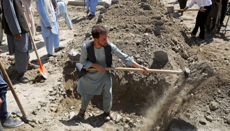 Afganistan'daki Saldırılarda Son 24 Saatte Ölen Kişi Sayısı 75'e Yükseldi