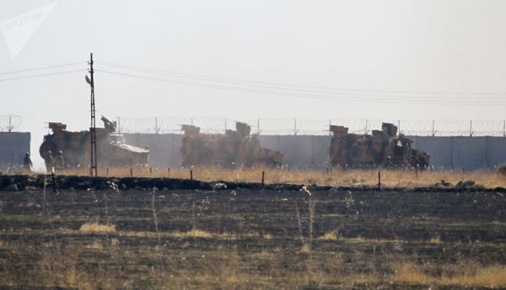 Rusya ve Türkiye'nin Suriye'deki Sekizinci Ortak Devriyesi Başladı