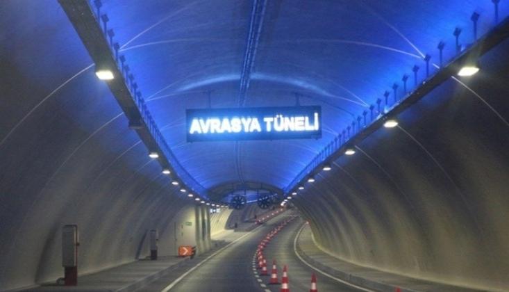 Avrasya Tüneli'nde Büyük Skandal