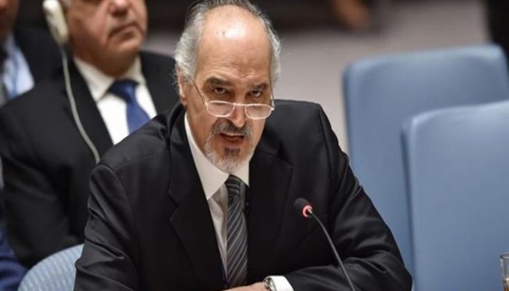 Şam: Suriye'nin Hiçbir Kimyasal Silahı Yoktur ve Kullanmamıştır