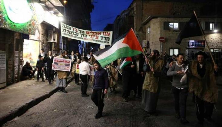 İsrail Rejiminin İçinden Yükselen Protestolar